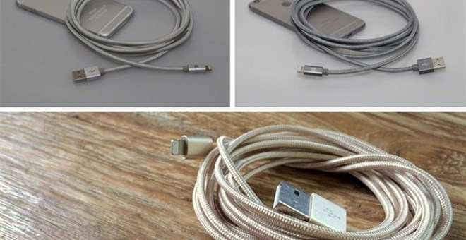 10 Ft Apple Certified Long Cables | Jane