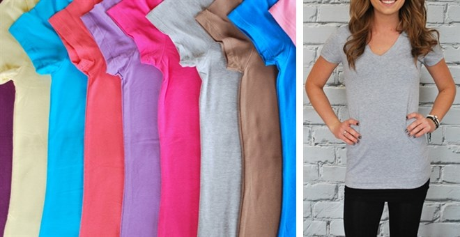 They Re Back Extra Long V Neck Shirts S 3xl 20 Colors