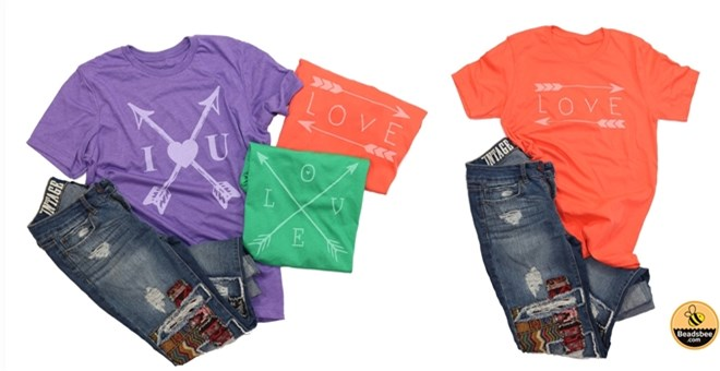So in Love Tees | 6 Colors | S-XL!