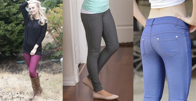 Amazing Colored Jeggings | S - 3XL!