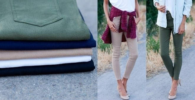 Fall Jeggings!