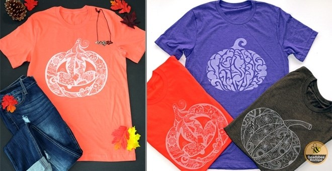 Pumpkin Tees | S-XL| 6 Colors