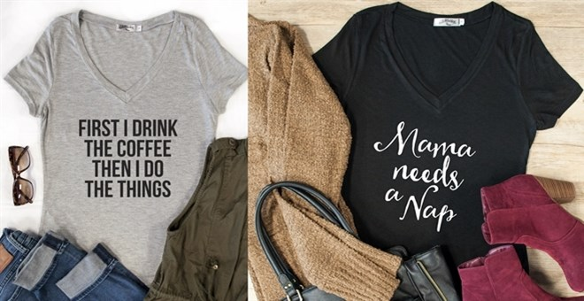 Fun & Sassy Statement T-Shirts