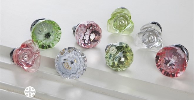 Decorative Drawer Knobs 3 Designs Available Jane