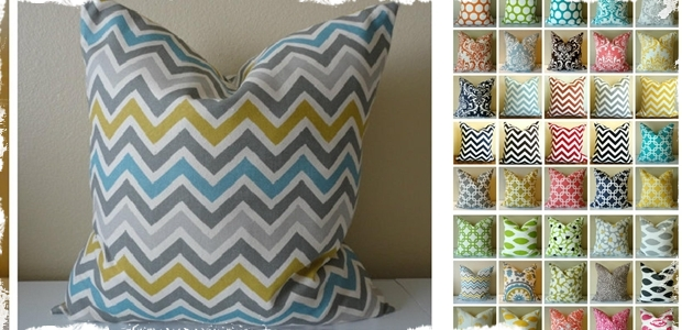 18 x 18 Pillow Covers – 42 Choices!