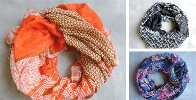 Scarf Blowout | Many Styles
