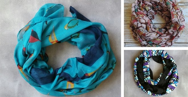 Scarf Blowout | Lots of New Styles!