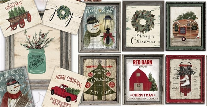 posters of christmas