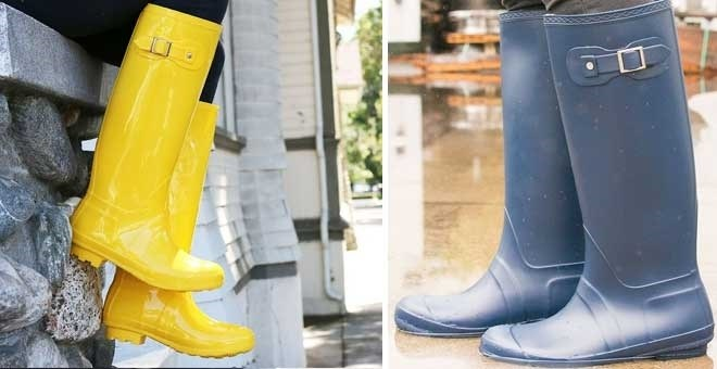 Rain Boots With Design Philippines