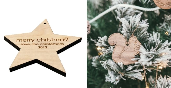 Handmade Personalized Christmas Ornaments | 26 Styles | Jane