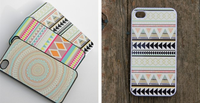 Tribal iPhone cases for size 4 u0026 5 : Jane