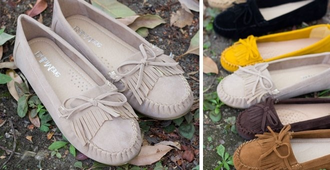 Blowout Moccasin Sale | 6 Colors