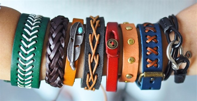Fall Bracelet Collection