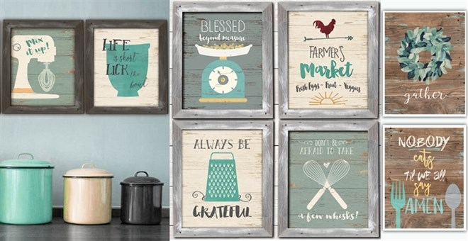 Image Result For Rustic Kitchen Decor