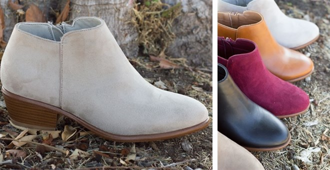 Basic Ankle Booties | 10+ Options