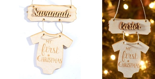 Personalized first christmas ornament jane - Promo codes for home decorators design ...