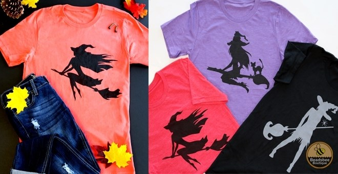 Chic Witches Tee | S-XL | 6 Colors