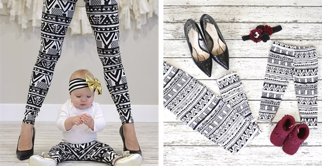 Mommy & Me Leggings | New Styles!