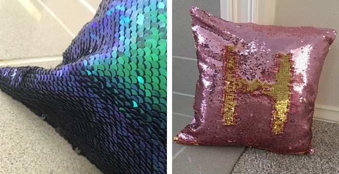 Magic Sequins Mermaid Pillow Covers | 8 Colors