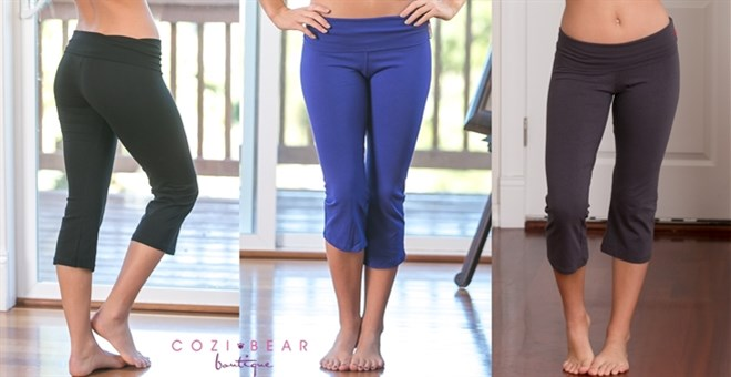 Best Selling Crop Yoga Pants | Restocked! | Jane