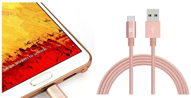 Micro USB Android Charging Cable | Jane