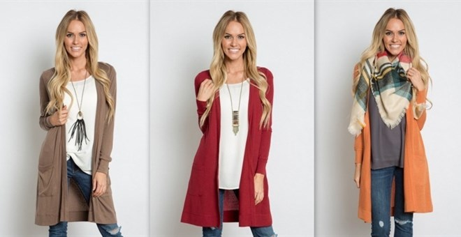Long Cardigan | 8 Colors | XS-3XL
