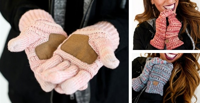 Touchscreen Compatible CC Gloves