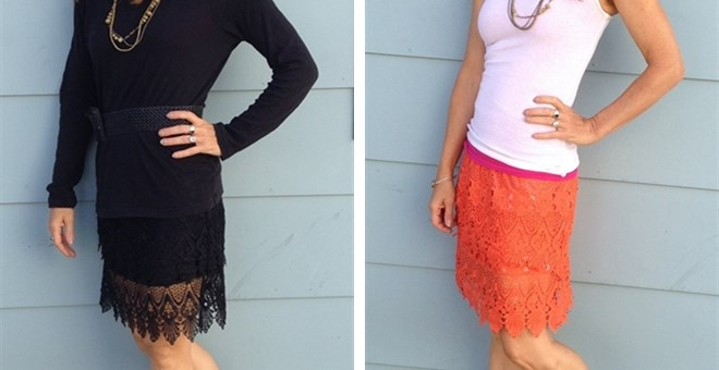 Sweet Summer Lace Skirts