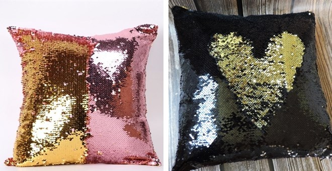 Sequin Pillow Covers | 12 Colors!