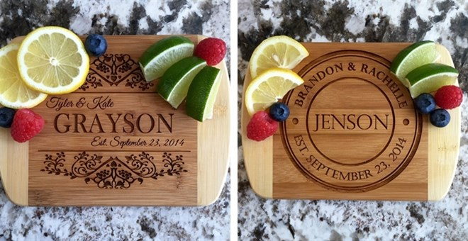 Personalized Cutting Board ONL...