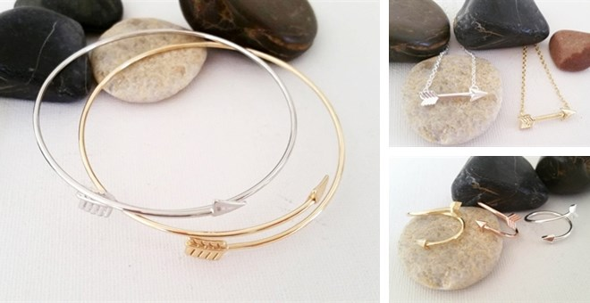 Arrow Rings, Necklaces and Bracelets!