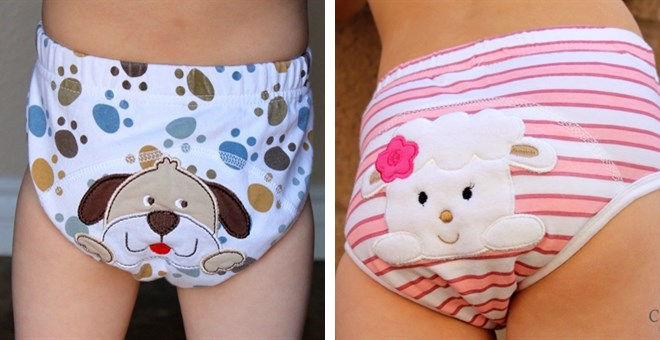 Cute Toddler Potty Training Undies!!!