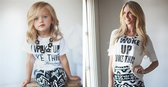 Mommy & Me Graphic Tees