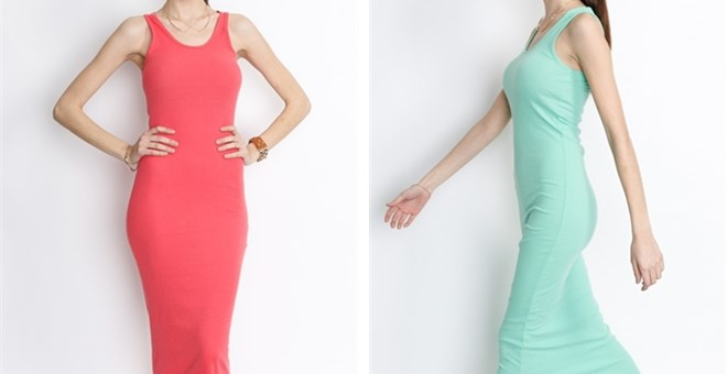 Solid Summer Maxi Dress - 3 Colors!