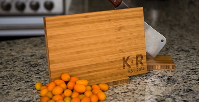 Personalized Cutting Board | Free Ship