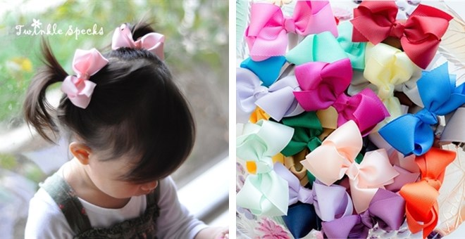 Special Print + Favorite Color Yummy Chunky bows