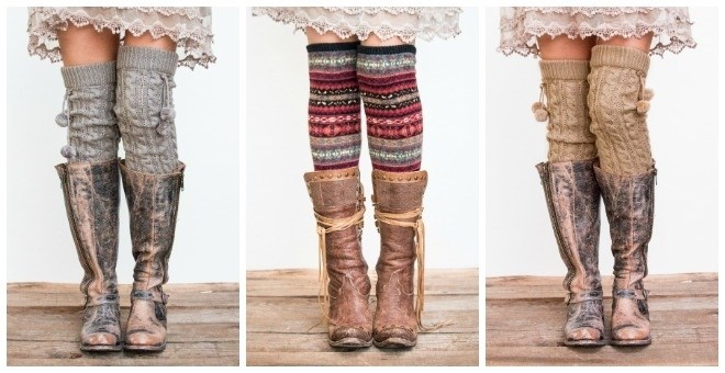 Leg Warmer Blowout | 2 Styles