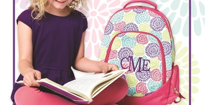Personalized Back-2-School Backpacks- 8 Styles!