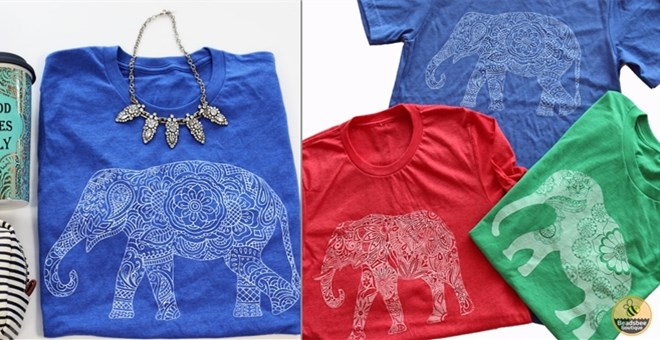 Trendy Elephant Tees | 3 Styles | XS-XL!