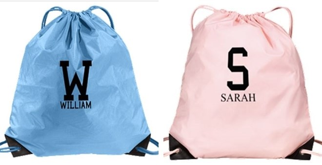 Back-To-School Athletics Bags for Students