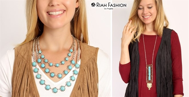 New Bohemian Necklaces | 4 Styles!