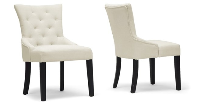 Free Shipping Modern Dining Chairs Set Of 2 Jane