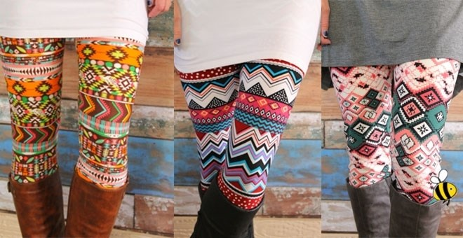 Multi Print Leggings – 21 Styles