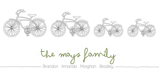 Custom Vintage Family Prints 5x7