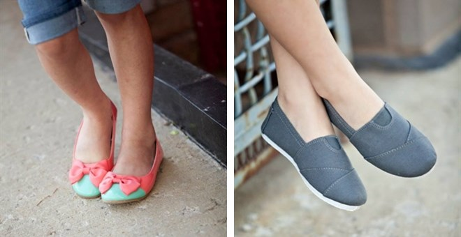 Fashionable Flats- 8 styles