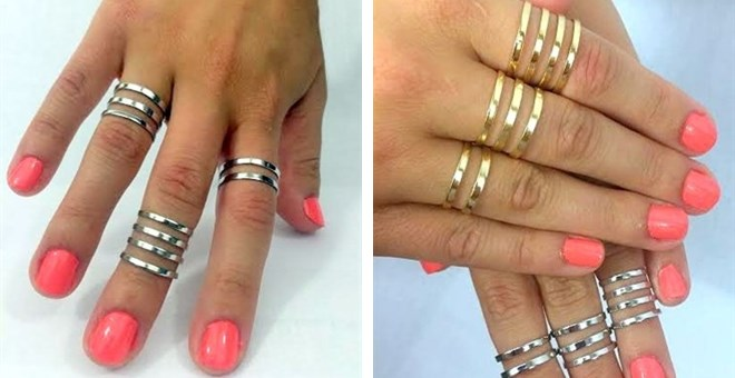 Midi Fashion Rings!