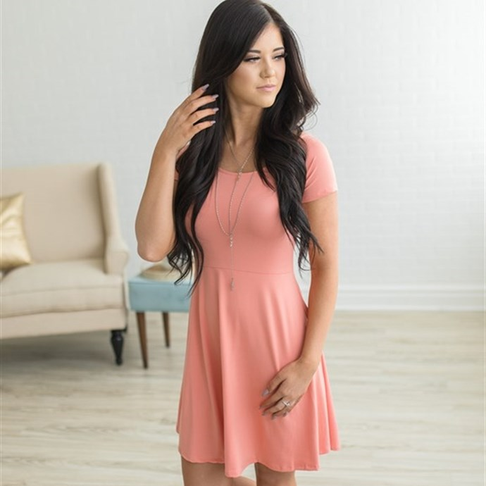 Spring Babydoll Dress | 6 Colors