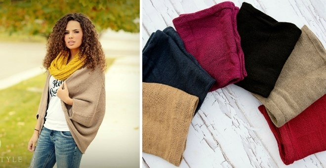 Cozy Cocoon Cardigans, One Size Fits Most!