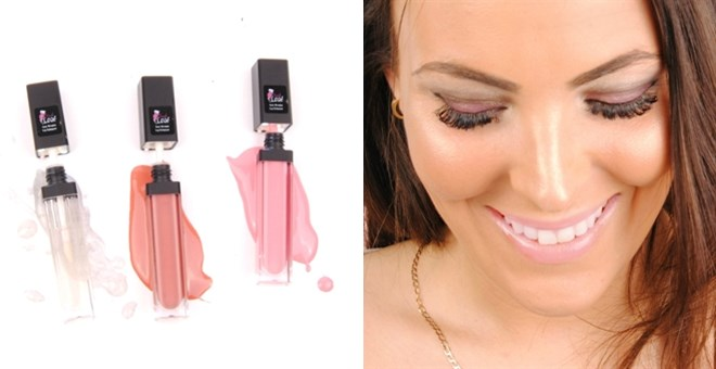 Flavoured Lip Gloss With Led Light Amp Built In Mirror Jane