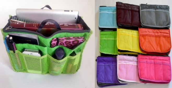 Purse Organizer Blowout! – 9 Colors!